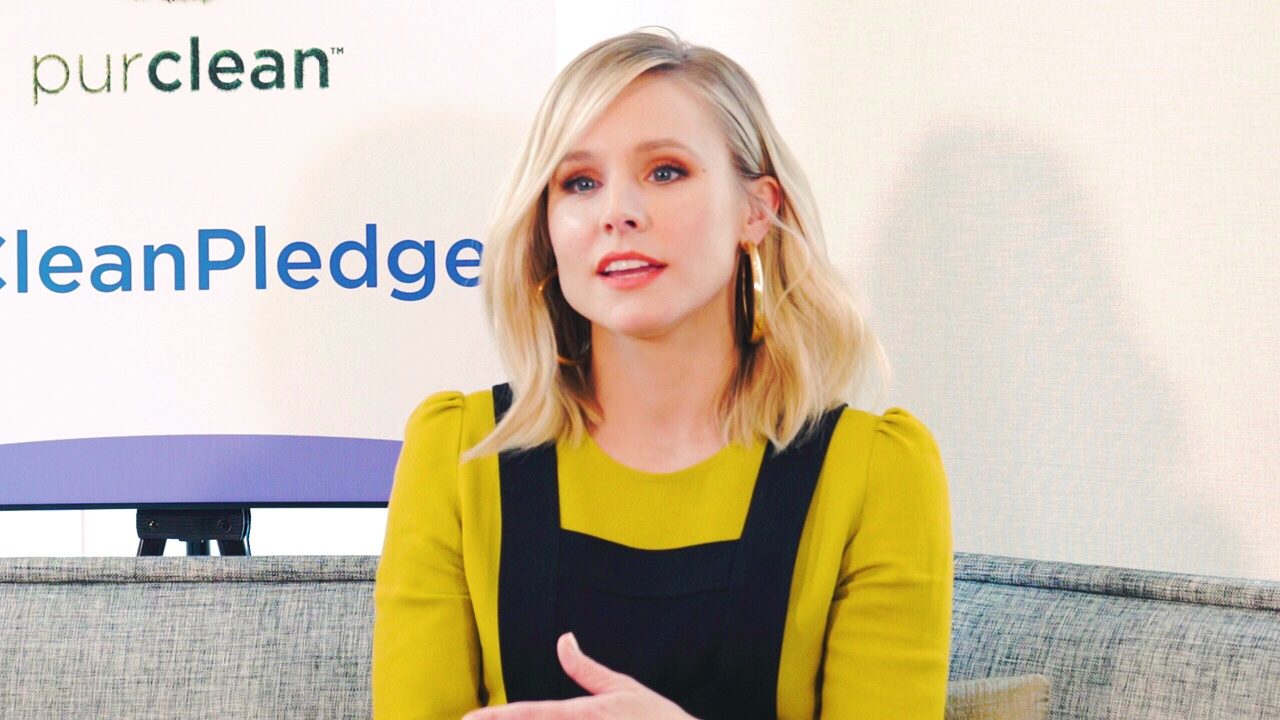 Kristen Bell's 3 Secrets to Mental Health