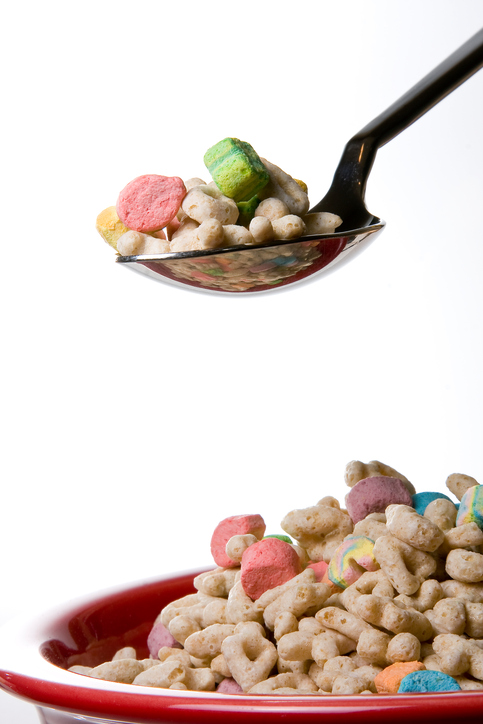 You Can Now Buy a Bag of Just the Lucky Charms Marshmallows