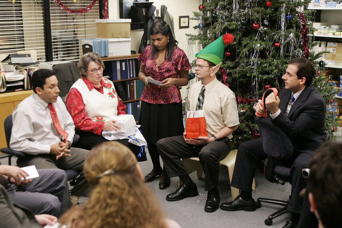 The Office Holiday Episode
