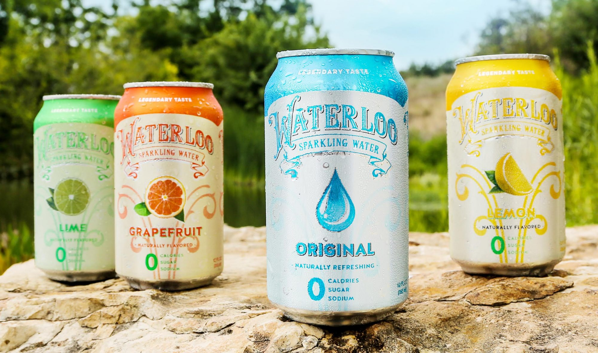 Waterloo Sparkling Water Whole Foods