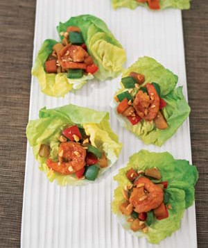 Shrimp hor d'oeuvres