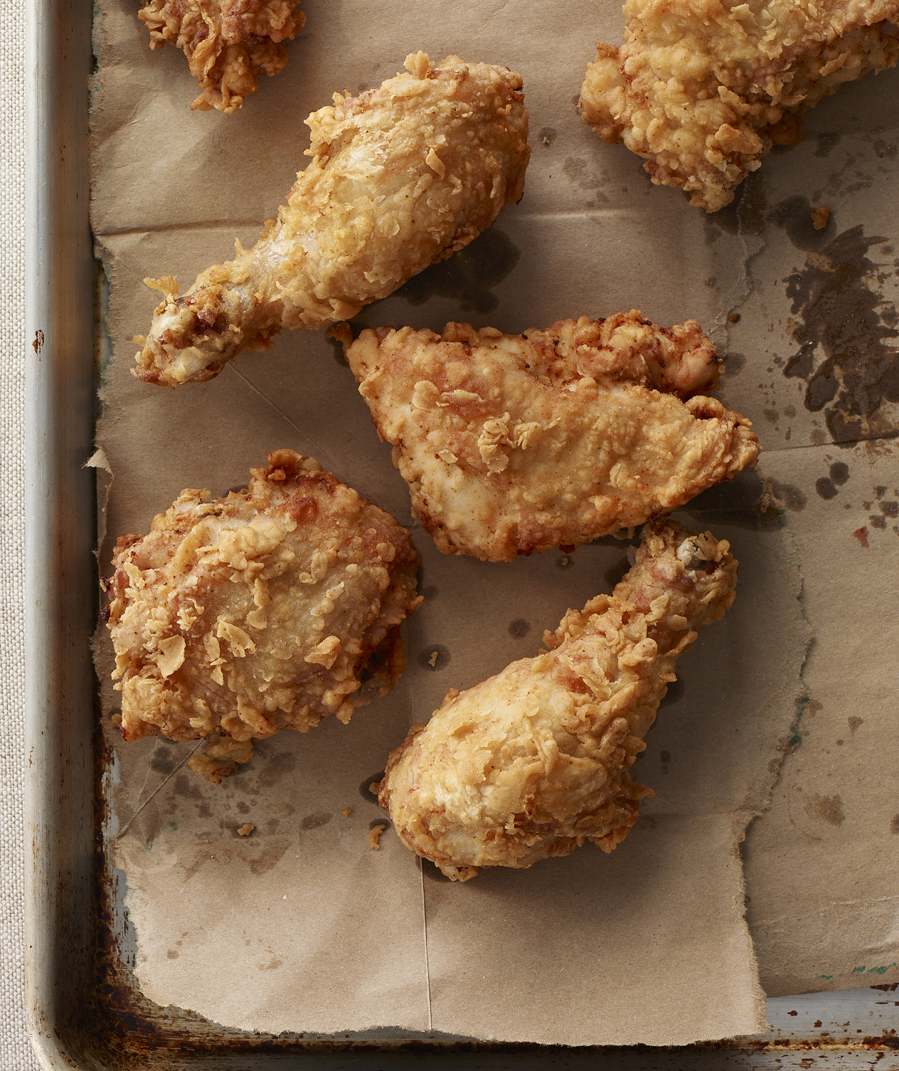 Easy Fried Chicken