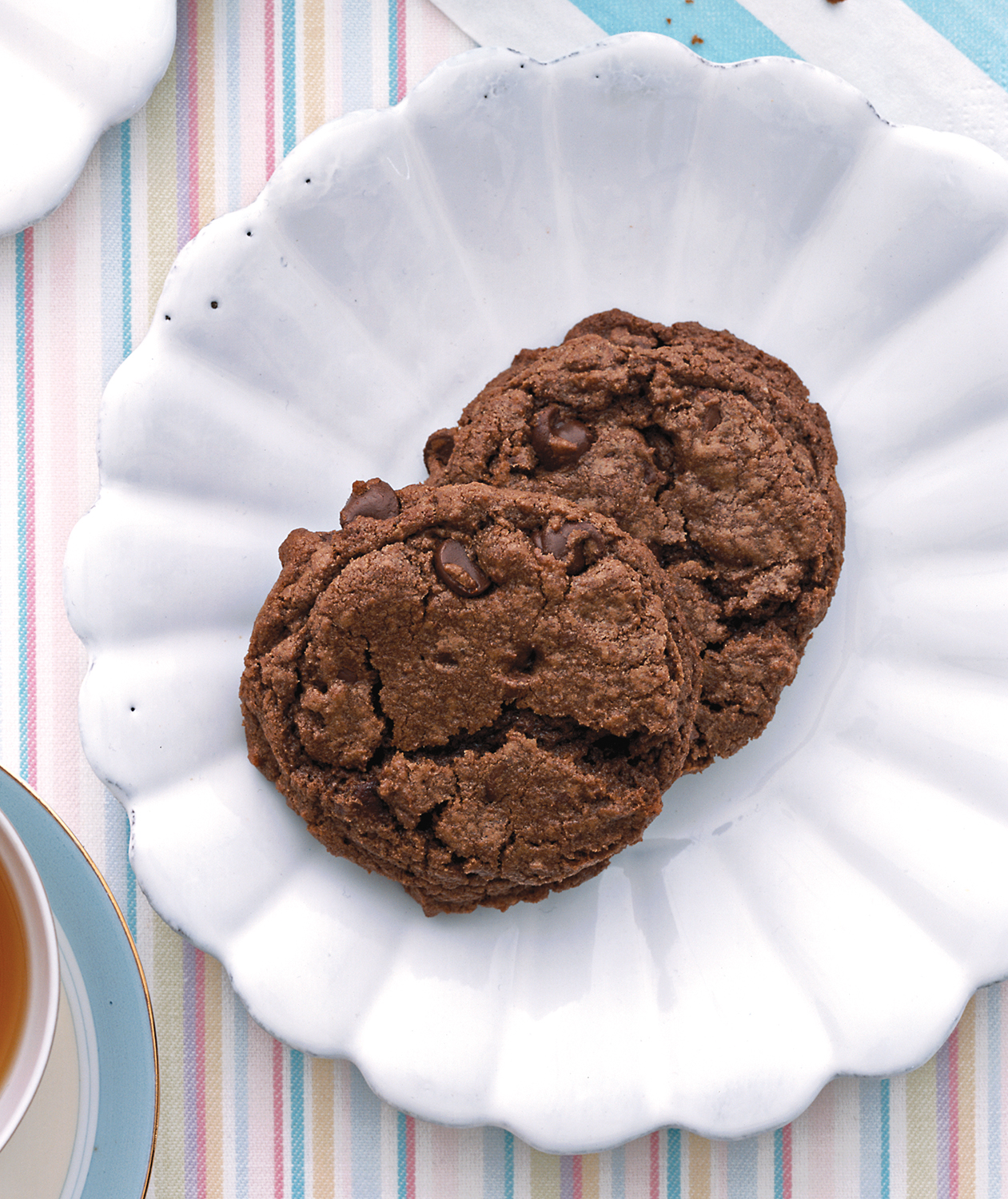 double-chocolate-chip-cookie
