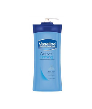 Vaseline Intensive Care Active Firming Deep Smoothing Lotion