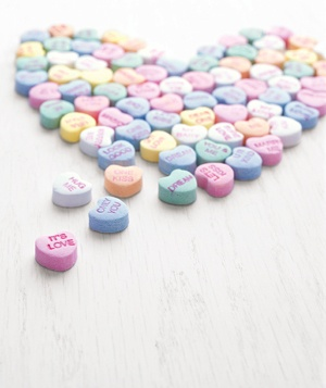Make Your Own Candy Hearts
