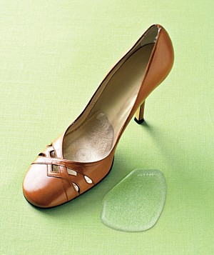 High heel with Airplus for Her Ball-of-Foot Cushion