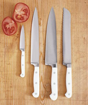 Set of four knives