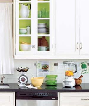 The Well-Organized Kitchen - Real Simple