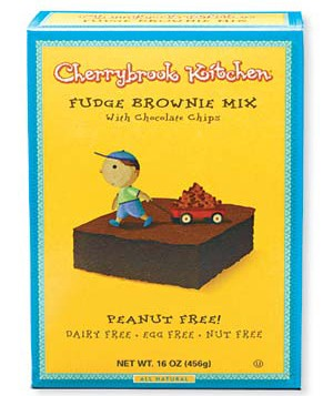 Cherrybrook Kitchen Fudge Brownie