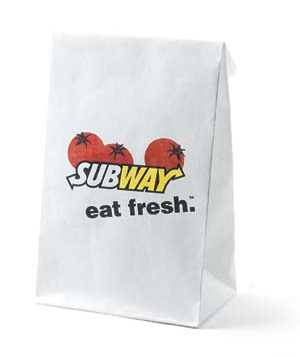 Subway bag