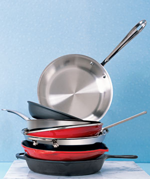 The Only Pots and Pans You'll Need
