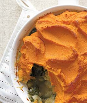 Vegetable Shepherd's Pie