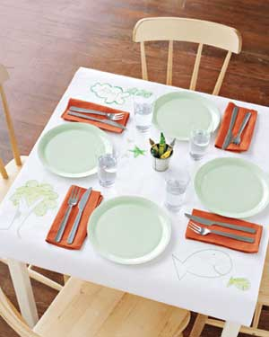 Solutions to Dinner Party Seating Problems