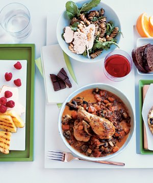 Ditch Your Diet: Menus for Every Body