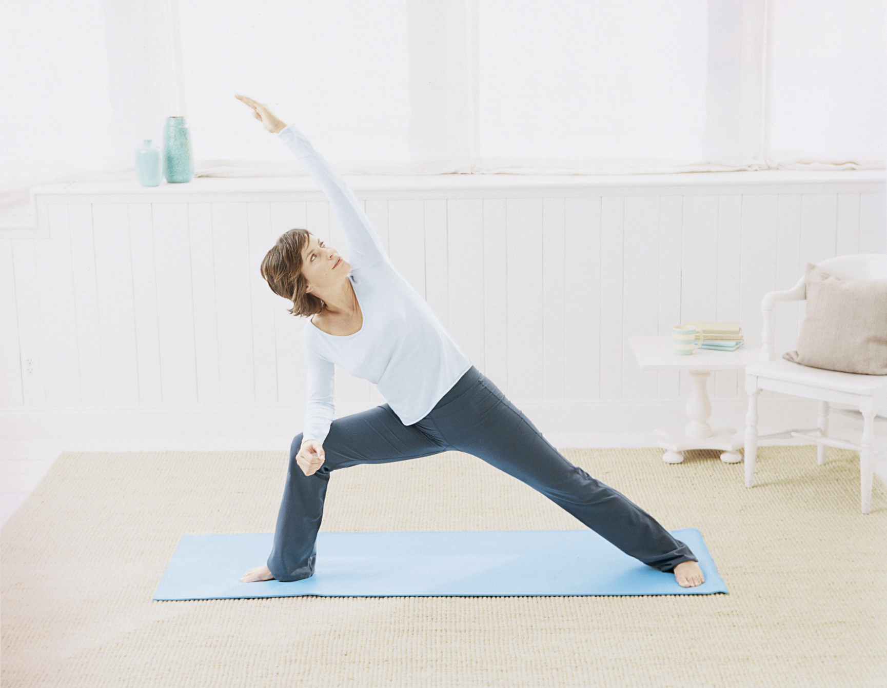 The Yoga Workout