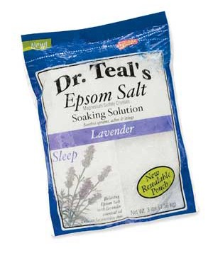 Dr. Teal's Epsom Salt Soaking Solution Lavender