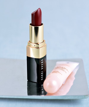 Bobbi Brown Lip Sheer and L'Oreal Paris Color Juice Sheer Juicy Lip Gloss