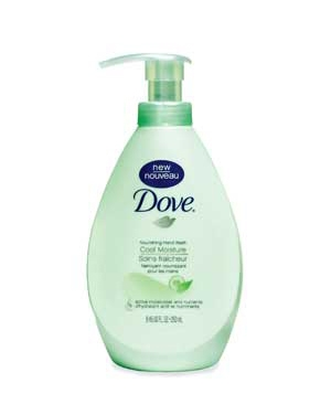 Dove Cool Moisture Hand Wash
