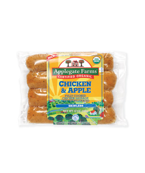Applegate Farms Chicken & Apple Sausage