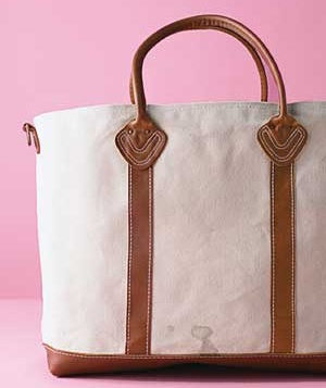 Stained Handbag or Tote