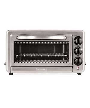 KitchenAid Six-Slice Countertop Oven