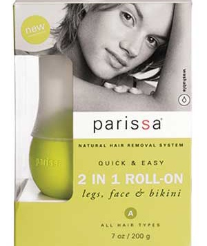 Parissa Quick & Easy 2 in 1 Roll-On