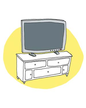 Your Flat-Screen TV