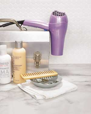 Protect Your Hair-Care Tools