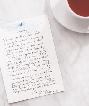 How to Write the Perfect Note  Real Simple