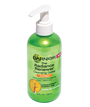 Garnier Radiance Renewer Cleansing Gelée