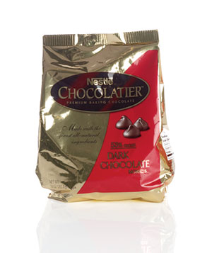 Nestle Chocolatier 53% Cacao Dark Chocolate Morsels