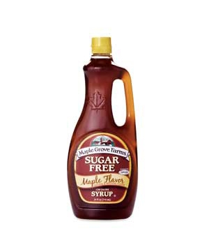 Maple Grove Farms Sugar-Free Maple Flavor Syrup
