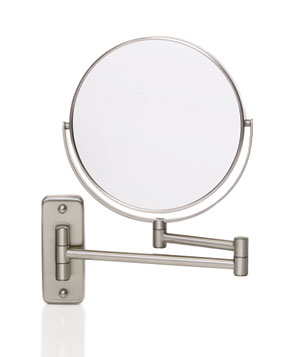 Wall-Mount 8x/1x Magnifying Mirror