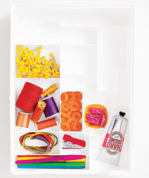 31 Smart, Low-Cost Organizing Ideas