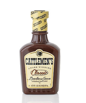 Cattlemen's Award Winning Classic Barbecue Sauce