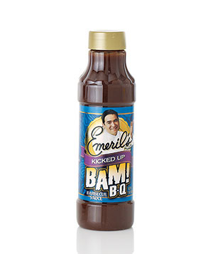 Emeril's Kicked Up Bam! B-Q Barbecue Sauce