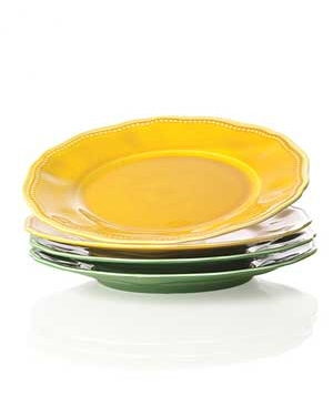 Smith & Hawken Melamine Dinner Plates
