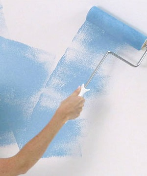 How To Paint A Wall Video And Steps