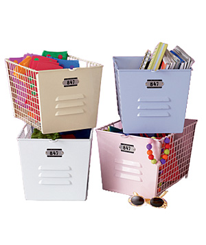 Use Colored Bins