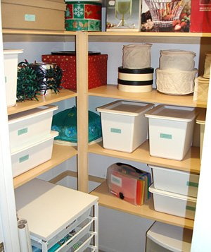 Tracey Waters' holiday closet makeover