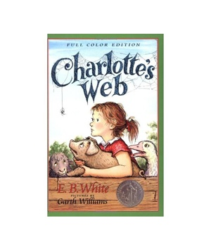 Charlotte's Web, by E.B. White