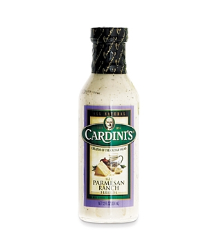 Cardini's Parmesan Ranch Dressing