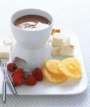 Chocolate Fondu