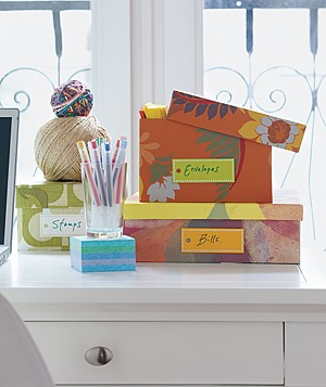 Cover Boxes With Wrapping Paper