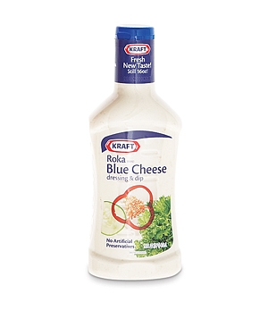 Kraft Blue Cheese Dressing and Dip