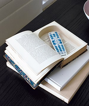 Living Room Storage Idea #3: Clever Accessories