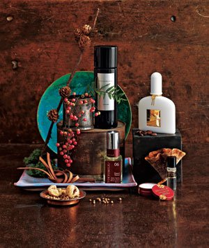 Woodsy, earthy perfumes