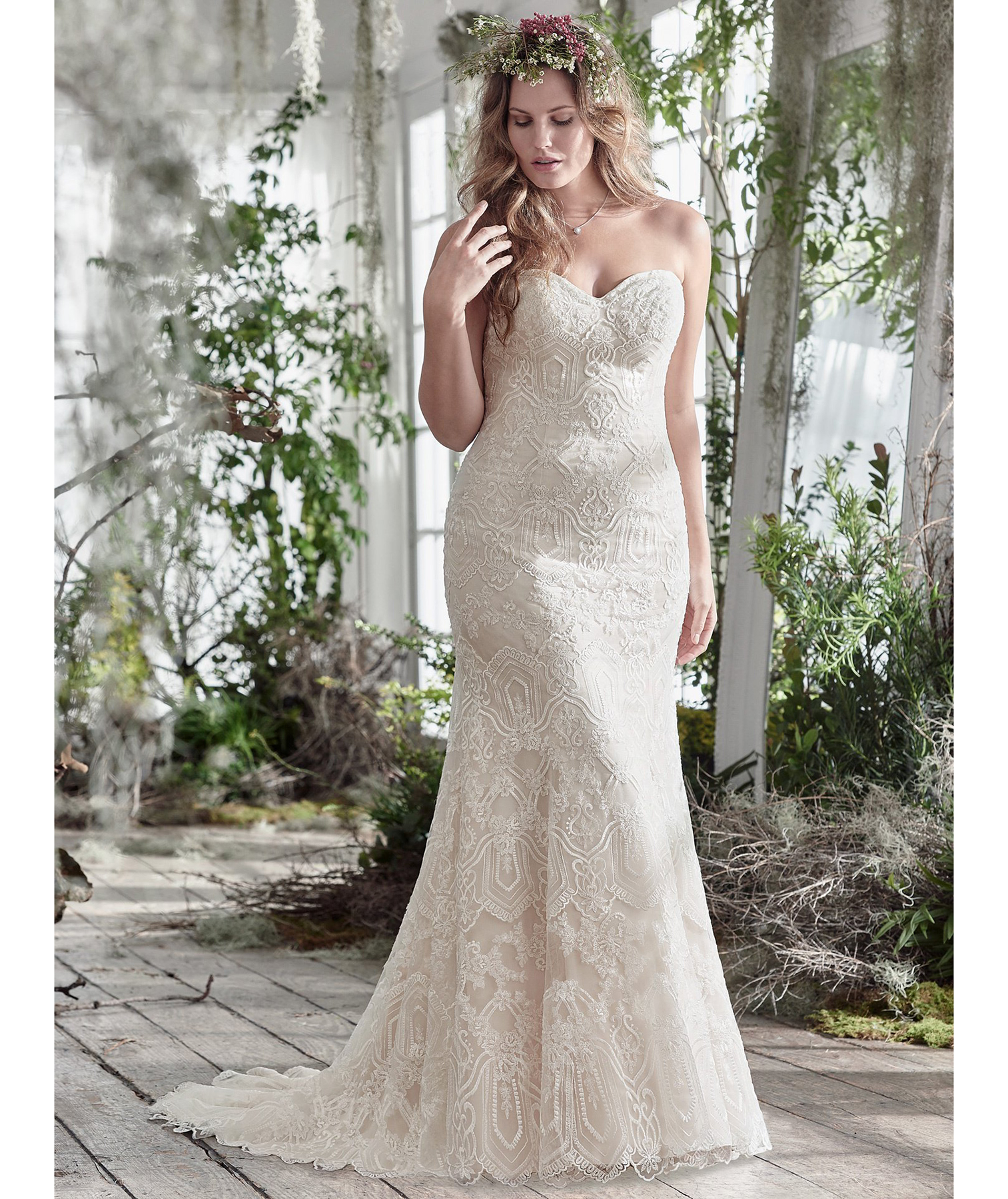 Maggie Sottero Fredricka Dress