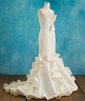 Wedding Dresses If You're Straight-Lined