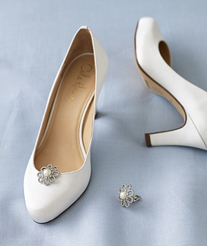 New uses for shoes real simple wedding shoes junglespirit Image collections